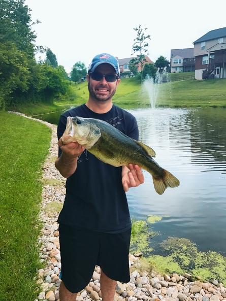 pond bass